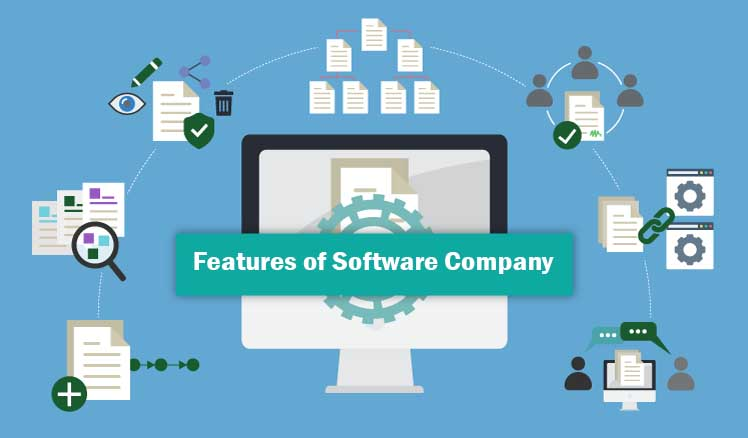 Features of Software Company