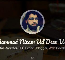 Muhammad Nizam Ud Deen Usman