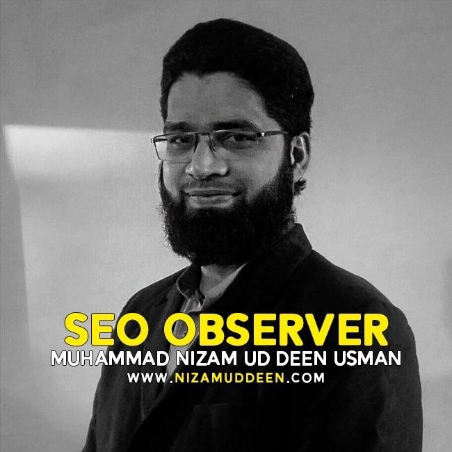 M. Nizam Ud Deen Usman